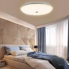 Wohnzimmer Lampe Lipo Modern Lampe 24w Led 3000 6500k 5760 Lumen Deckenlampe