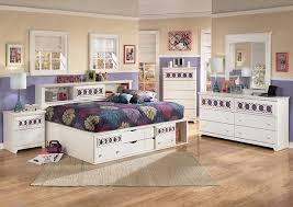 Full Bookcase Knox Furniture Zayley Twin Bookcase Bed W Dresser U0026 Mirror