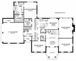 single story house floor plans inspiring luxury contemporary one story house plans arts single
