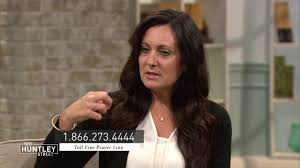 lysa terkeurst speaks on near death experience and book uninvited