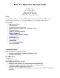receptionist job skills examples of receptionist skills