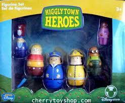disneystore higglytown heroes figurine 2146501