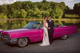 pink bentley limo 770 826 3575 atlanta classic car wedding limos vintage reception