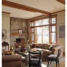 paint color ideas for living room with wood trim the barn house
