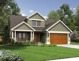 compact craftsman style 6858am architectural designs house plans