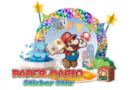 3ds paper mario sticker star stick that sticker kaskus