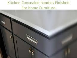 kitchen door furniture designer mortise cabinet concealed aluminum door handles ma