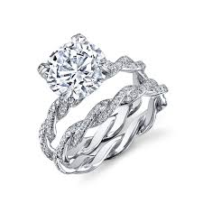 michael b engagement rings infinity collection michael b jewelry