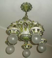 antique 1920 ceiling light fixtures isco fixtures collection on ebay