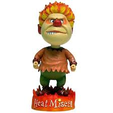 year without a santa claus heat miser bobble neca