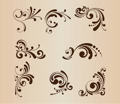 pattern corel x7 floral vector patterns for corel draw free vector download 132 808