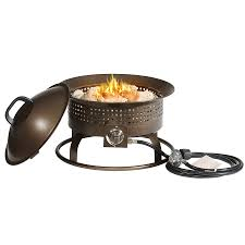 Natural Gas Fire Pit Kit Shop Gas Fire Pits At Lowes Com