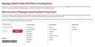 black friday deals for appliances 5 expert tips to set your black friday landing page apart