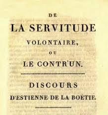 exemple discours mariage original discours de la servitude volontaire wikipédia