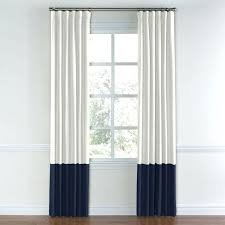 White Curtains With Blue Trim Shower Curtain With Black Trim Coffee Tables And White Sheer