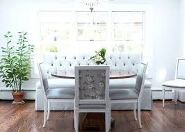 Bench Back Cushion Gray Tufted Dining Bench Uk Canada Cushion Chair White With Back