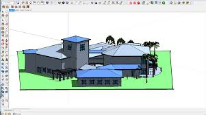 layout for google sketchup and clipping masks geniusdv training
