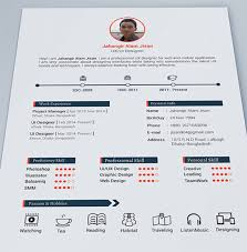 Resume Label Example by 39 Fantastically Creative Resume And Cv Examples