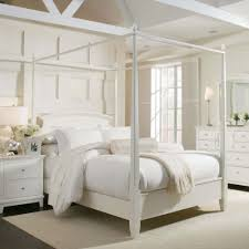 White Wood King Bed Frame White Wood Canopy Bed Frame Vine Dine King Bed Wood Canopy Bed