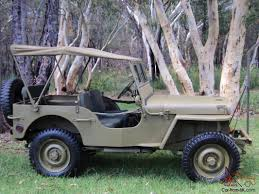 ww2 jeep jeep in helensburgh nsw