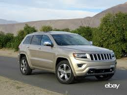 used jeep grand 2014 review 2014 jeep grand overland 4x4 ecodiesel ebay