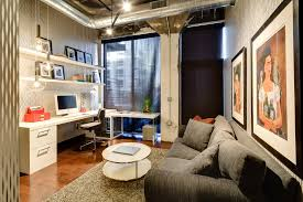 Home Loft Office Innovative Ideas Of 2016 For Decorating Your Small House