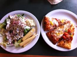 round table stockton pacific lunch buffet pizza salad soda picture of round table pizza