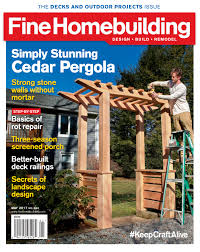 Fine Woodworking Magazine Subscription Renewal by Issue 264 U2013 January 2017 Fine Homebuilding