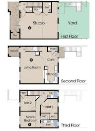 Live Work Floor Plans House Review Live Work Spaces Professional Builder