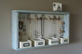 how to make an earring holder for studs 10 diy jewelry holders you put it on