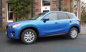 mazda cx 5 review slashgear