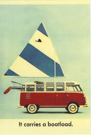 volkswagen yellow car vehicle retro 17 best vintage volkswagen bus ads images on pinterest pictures
