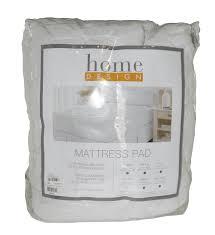 Home Design Waterproof Mattress Pad Home Design Mattress Pad Home Fashion Design All Season Two In