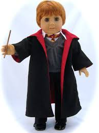 18 Doll Halloween Costumes 117 American Doll Costumes Harry Potter Images
