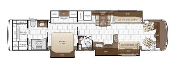 dutch star floor plan options newmar