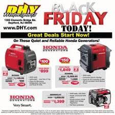 honda black friday deals blackfriday starts now on honda generators at dhymotorsports