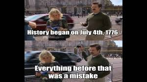 Ron Meme - meme narration fourth of july by ron swanson youtube