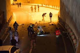 Car Interior Smoke Bomb Istanbul Car Bomb Attack Slays Policemen After Soccer Match
