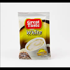 Coffee Mix great taste white smooth and 3 in 1 coffee mix 30g x10