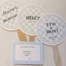 wedding program fan sticks 50 white wash fan handles wavy wooden fan sticks wedding