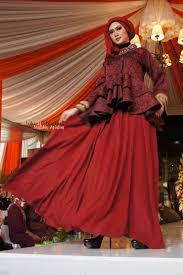 model baju kebaya muslim 20 koleksi model baju kebaya muslim ala dian pelangi