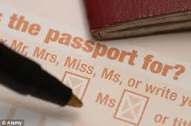 passport renewal travellers warned as applications look set to