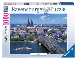 Knauber Bad Godesberg Puzzles Gesellschaftsspiele U0026 Puzzle Spielwaren Freizeit
