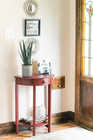 small foyer small foyer decor updates