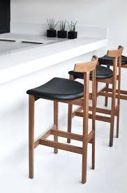 bar stools wood and leather wooden bar stools samanthadeffler info