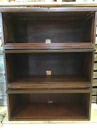 Lawyers Bookcase 1900 1950 Bookcases Furniture Antiques U2022 866 Items Picclick