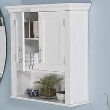 Wall Mounted Bathroom Cabinet by Bathroom Cabinets U0026 Shelving You U0027ll Love Wayfair