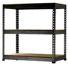Metal Shelves For Storage Seville Rolling Garage Commercial Retail Metal Storage Shelving