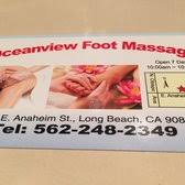 Business Cards Long Beach Ocean View Foot Massage 30 Photos U0026 27 Reviews Massage 3927