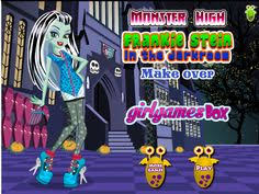 Room Makeover Game Clawdeen Wolf Scaris Dress Up Monster High Games Monster High